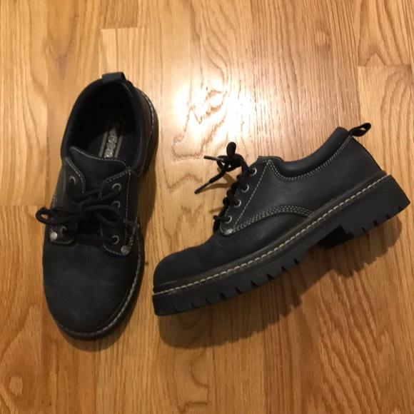 VINTAGE 90's Sketchers Doc Martin style shoe! 7.5